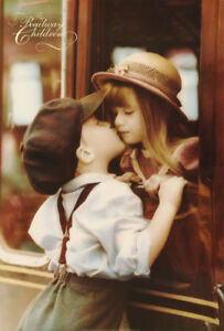 POSTER-PHOTO-THE-RAILWAY-CHILDREN-1-FREE-SHIPPING-F3009308-RC52-L