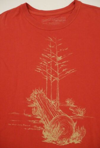 Patagonia T-shirt The Never Dying Redwood Artwork