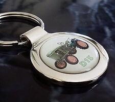 Deutz D15 Schlüsselanhänger in einer 3D Oberflächenbeschichtung und Textgravur