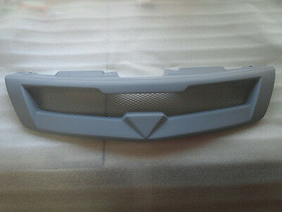 Front Radiator Grille UNPAINTED For 2008 2012 Kia Forte & Forte Koup