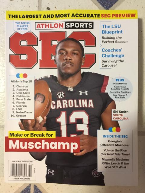Athlon Sports Pro Football Magazine Subscription