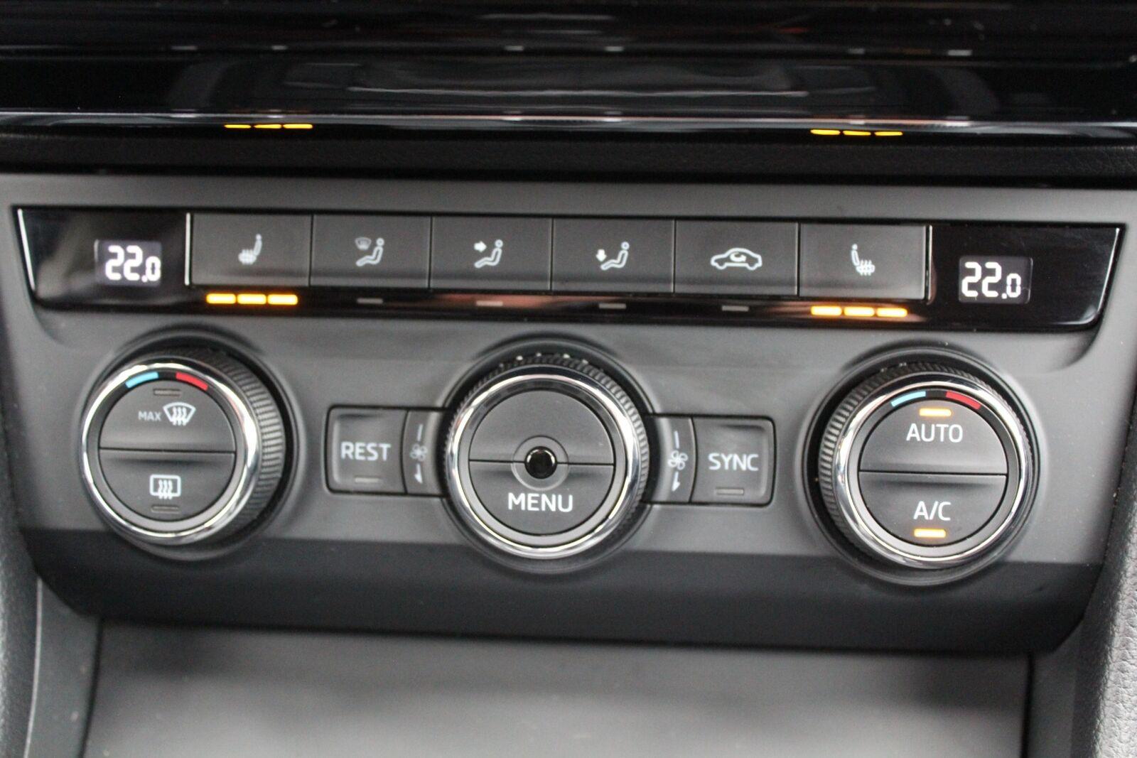 Skoda Superb 1,4 TSi 150 Style Combi - billede 13