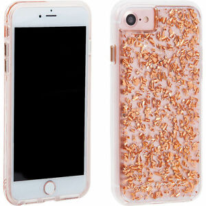 big sale f5525 ea089 Case-Mate Karat Case Rose Gold for iPhone 6 6s 7 and 8