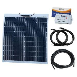 Able 200w Etfe Solar Panel Kits For Caravan Rv Boat 12v Battery Charge+1000w Inverter Home, Furniture & Diy