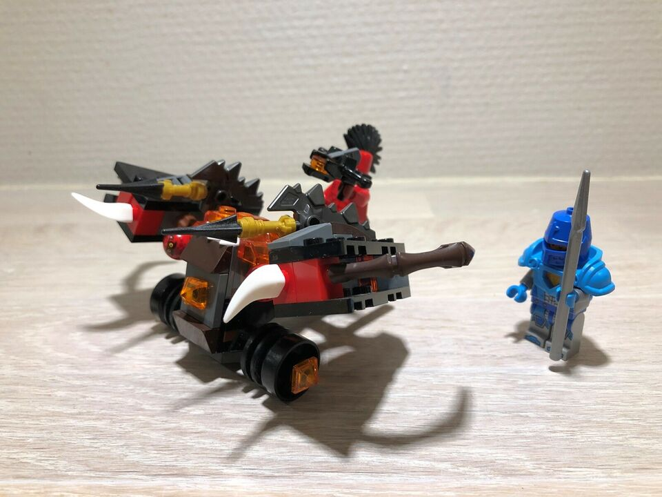 Lego Nexo Knights, 70318