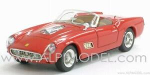 Ferrari 250 Spider California Compétition Test 1960 Rouge 1:43 Art 115