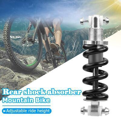 Metal Rear Shock Absorber Strut Spring Parts Fit for Folding MTB Bike Bicycle