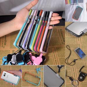 For-Samsung-Galaxy-S7-S7-Edge-S9-S8-Plus-Case-Wolnutt-Soft-TPU-Plastic-Bumper