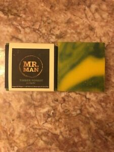 "Squatch **compare To Dr 5 Oz Handmade Soap Bar Loyal Mr Man ""timber Forest"""