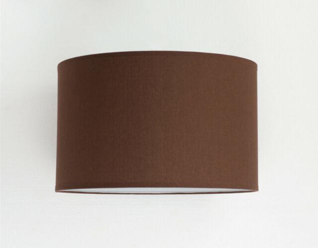 H156cm Flexible LED Stehlampe rund Ø35cm mit Stofflampenschirm in schwarz//gold