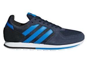 sports shoes 74b76 b4830 Das Bild wird geladen 100-ADIDAS-8K-Q1-DB1727-HERREN-MEN-SCHUHE-