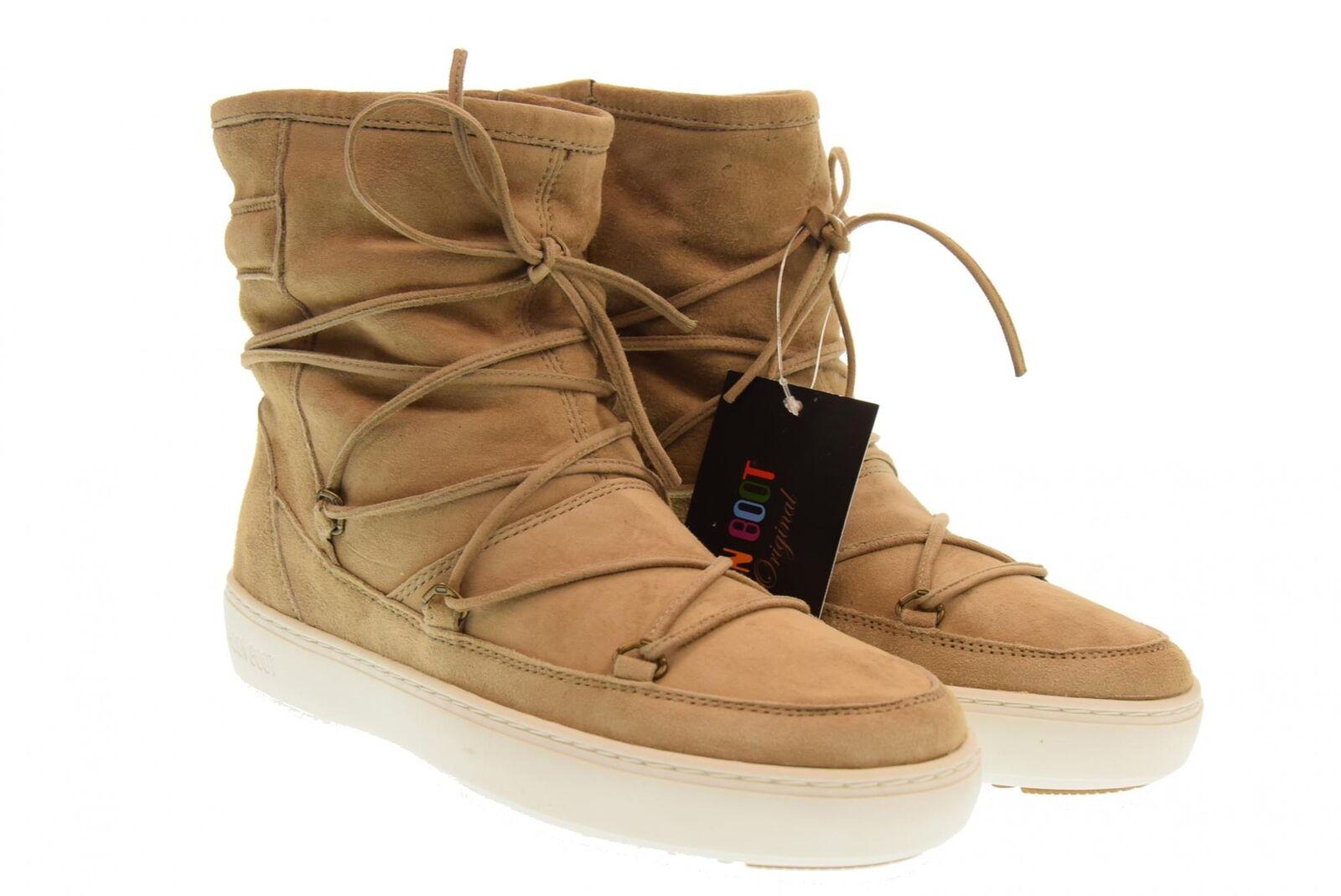 Moon bota A18s A18s A18s zapatos mujer botas MOON bota PULSE MID 24101700 003  barato en línea