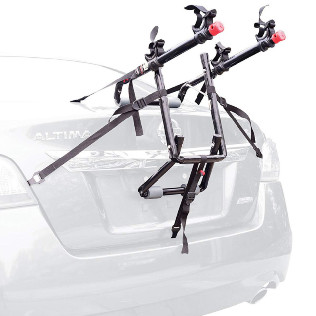 Van for Car Allen Sports Deluxe 2 Bike Trunk Mount Bicycle Rack NEW SUV