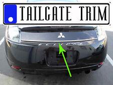 Chrome Tailgate Trunk Molding Trim - Mitsubishi