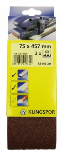 K40-7080 Klingspor Schleifband 100 x 610