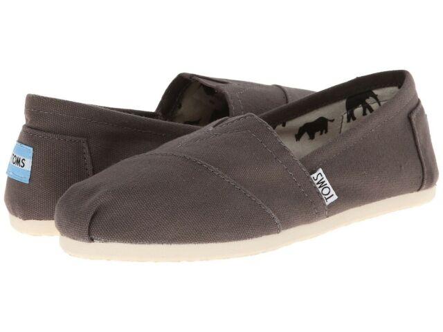 Toms Shoes Women's Classic Ash Gray