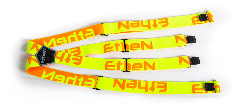 ETHEN Outfit Träger Elasticized Einstellbar Elastisch Braces BR0104