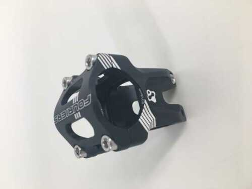 FOURIERS CNC Bike Stem MTB DH Bicycle 35mm 0°Ø 31.8 35mm Ø28.6mm SM-MB113-G0