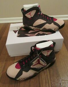 Reanimar Dificil capitán  Nike Air Jordan 7 Retro Patta Size 12 Shimmer Tough Red Brown AT3375 200  New NIB | eBay