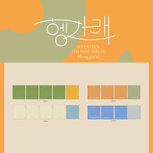 SEVENTEEN-Henggarae-Heng-garae-7th-Official-Book