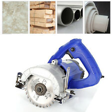 Portable Hand-Held Ceramic Tile Saw Wood metal galss stone Cutter Cutting Machin
