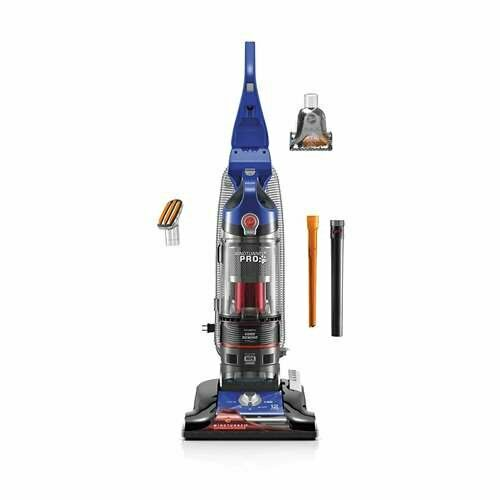 Hoover UH70937-RB WindTunnel 3 Pro Pet Upright Vacuum (Refurbished) (For Parts)