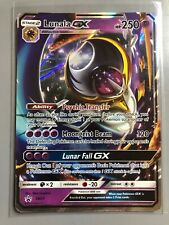Pokemon TCG SM17 Lunala GX Foil Promo Black Star Rare Card