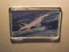 CONCORDE AIR FRANCE     FRIDGE MAGNET