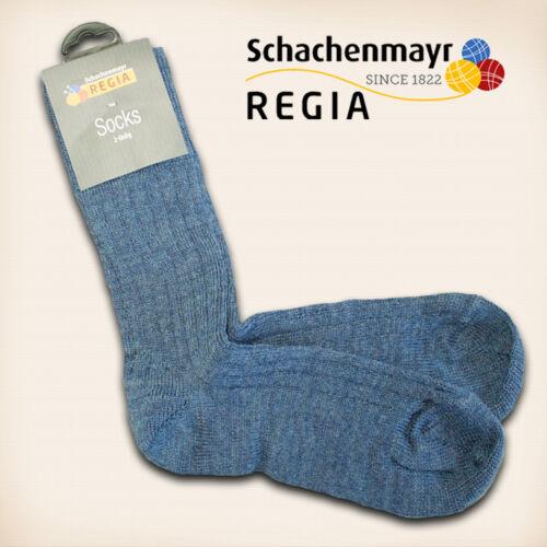 """10 Paar Regia Gr 36//37 /""""Fertigsocken/"""" Jeans Schachenmayr Sockenwolle Socken"""