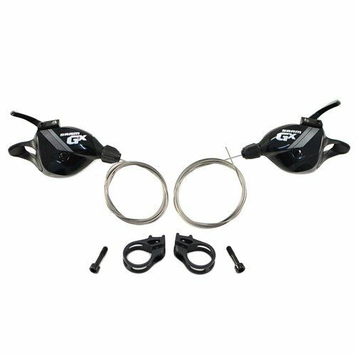 SRAM GX Trigger Shifter Set  2x10 Speed Black