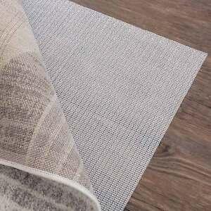 Anti Slip Non Slip Floor Area Rug Pad Underlay Grip Mat ...