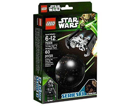 Lego Lego Lego Star Wars 75008  TIE BOMBER and ASTEROID FIELD Trooper Minifig Xmas dbaf56