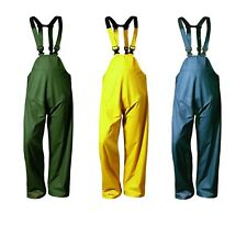 XL Green several Colours NORWAY PU work Dungarees