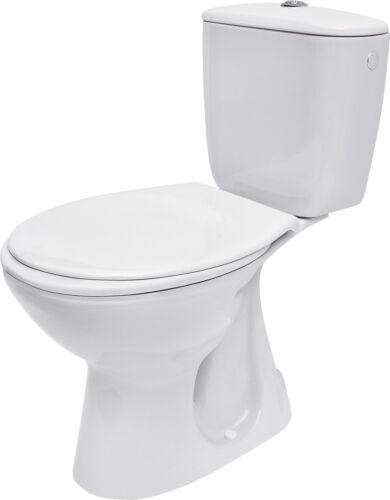 DOMINO KERAMIK STAND-WC-TOILETTE #68715 ABLAUF SENKRECHT TIEFSPÜLER BODENSTEHEND