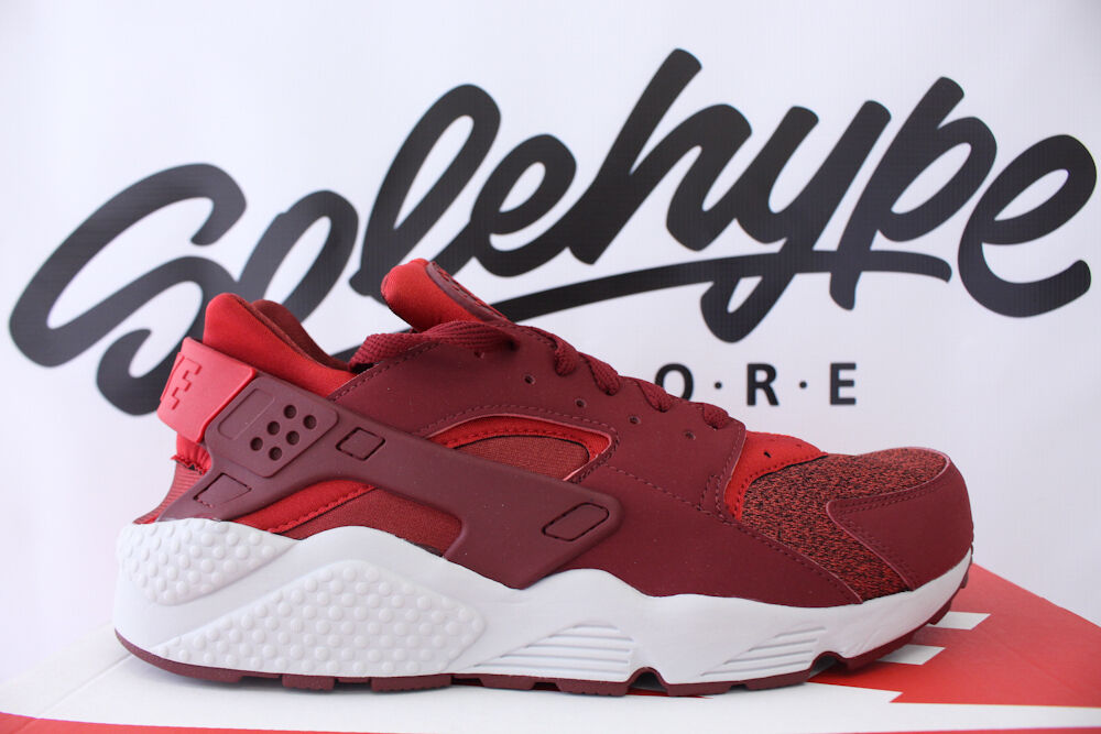 NIKE AIR HUARACHE fonctionneHommest courir UNIVERSITY TEAM TEAM TEAM rouge 080741