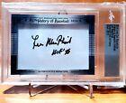 2014 Leaf Cut Signature Lee MacPhail