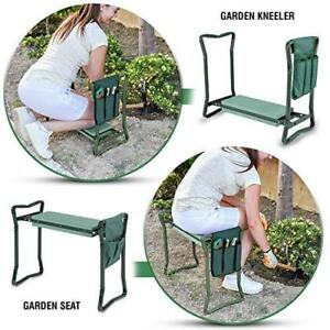 Abco-Tech-Garden-Kneeler-And-Seat-Protects-Your-Knees-Clothes-From-Dirt-Grass