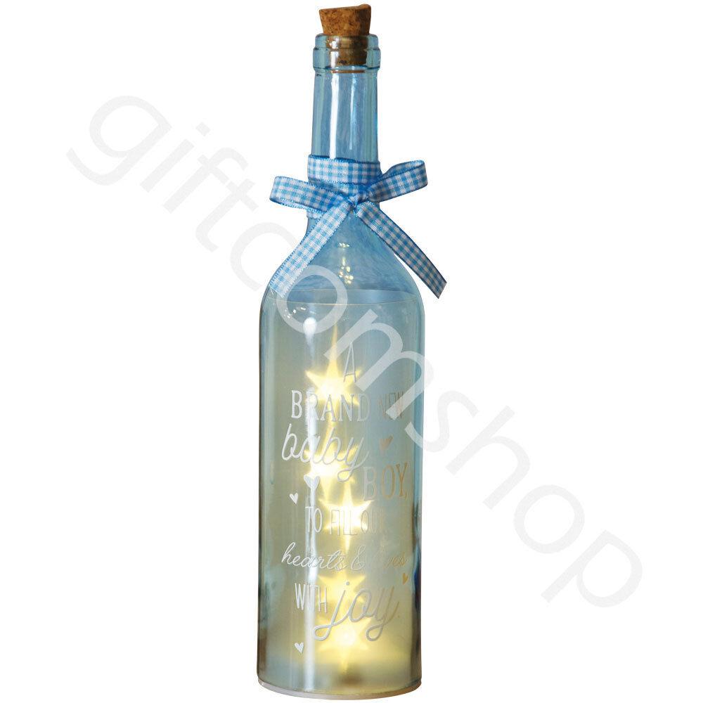 Brand New Baby Boy - Starlight Bottle
