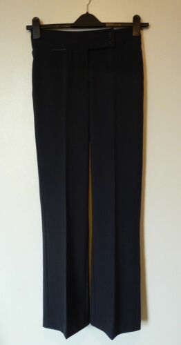 """Trutex fille école Stretch Jeans Pantalons Taille 22/"""" Jambe 30/"""" New Navy"""
