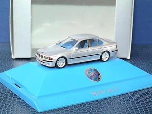 Herpa BMW M 5 E 39 silber 50 Jahre Herpa OV - Deutschland - Herpa BMW M 5 E 39 silber 50 Jahre Herpa OV - Deutschland