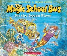 The Magic School Bus : On the ocean floor (2011 CD AUDIOBOOK)