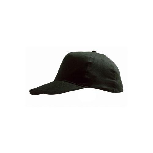 Unisex Sunny Cap Baseball 5 Panel Cotton Summer Peak Sport Adjustable Rip Hat