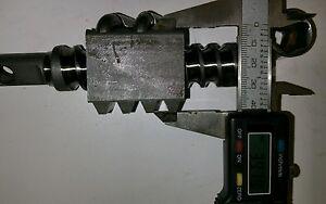 Details about Kubota B8200 steering shaft ball/nut assy