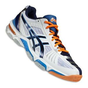 Scarpa volley Asics Gel Volley Elite 2 Low Uomo B301N fine serie