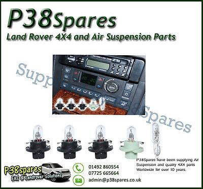 Range rover p38 radio working//spairs