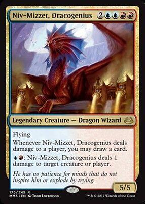 Niv-Mizzet Reborn x1 War of the Spark  NM MTG