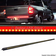 "60"" Compact LED Truck Tailgate Light Bar Strip – Reverse/Turn/Brake/Tail Signal"