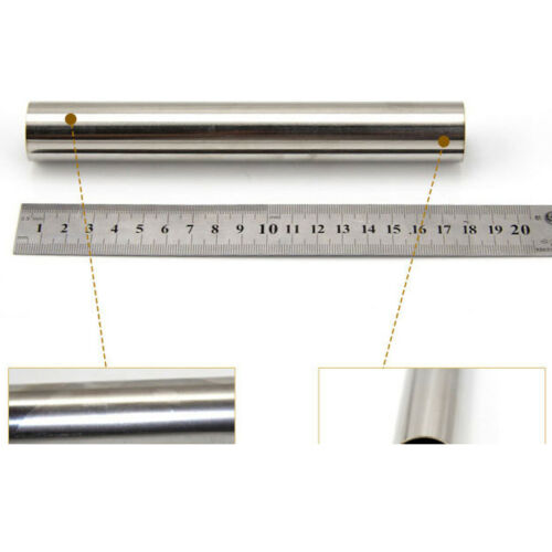 18 cm Edelstahl Nudelholz Professionelle Teig Ton Roller für Bäcker