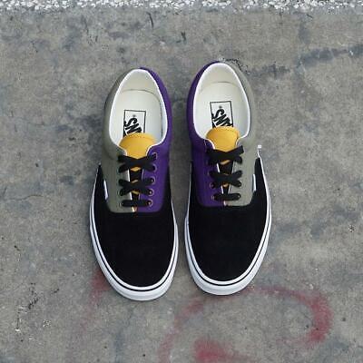 Vans ERA OTW Rally BlackTrue White Men's Skate Shoes Size 11 | eBay