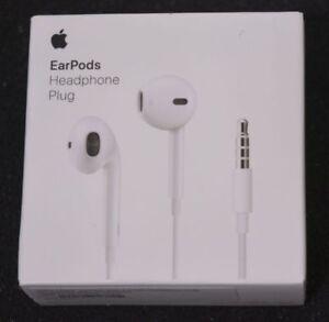 a493d6282ee EarPods w/ 3.5mm Headphone Plug Genuine Apple MNHF2AM/A 190198107022 ...